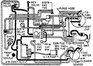 1982 chevy s10 i get a diagram vacuum hoses automatic v6 engine