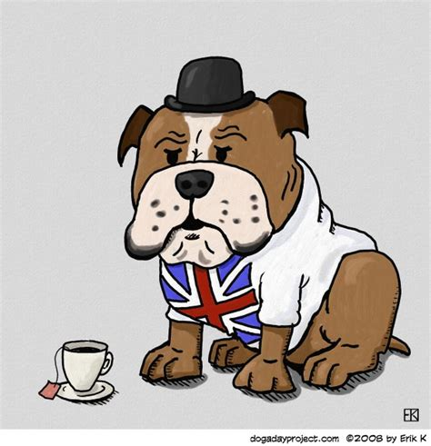 can dogs drink tea february 26 a veddy bulldog a a day