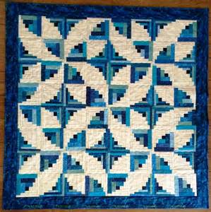 1000 ideas about log cabin quilts on quilts