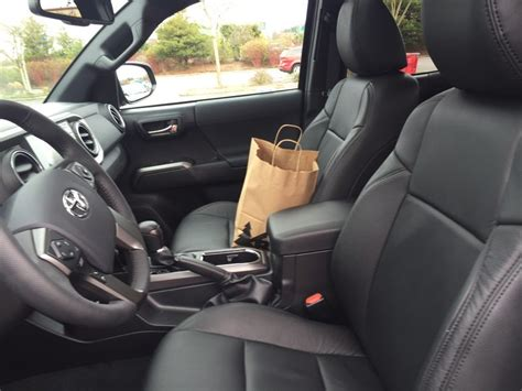 Tacoma Leather Interior by Leather Seats On Trd Sport Tacoma World