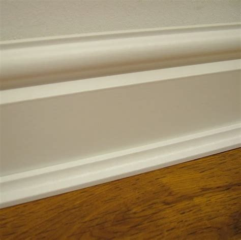Woodland Solid Pine White Base coated Scotia Trim   Save
