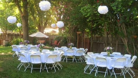 small backyard reception ideas best 25 small backyard weddings ideas on