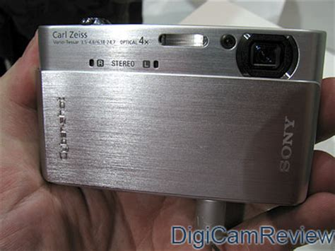 Kamera Sony Dsc T90 digicamreview sony cybershot dsc t900 t90 announced
