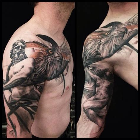 crow tattoo meaning japanese shoulder crow tattoo by allen tattoo