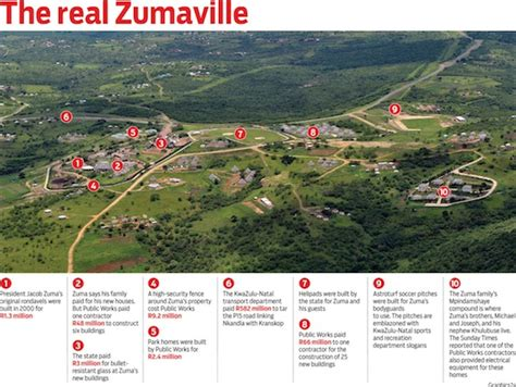 Nkandla   At What Cost?   SANS10400 Building Regulations