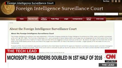 section 702 of the foreign intelligence surveillance act trump targets fisa provision up for renewal cnnpolitics