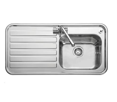 leisure glendale 1 bowl sink sinks kitchen accessories leisure luxe lx105l 1 0 bowl 1th stainless steel inset