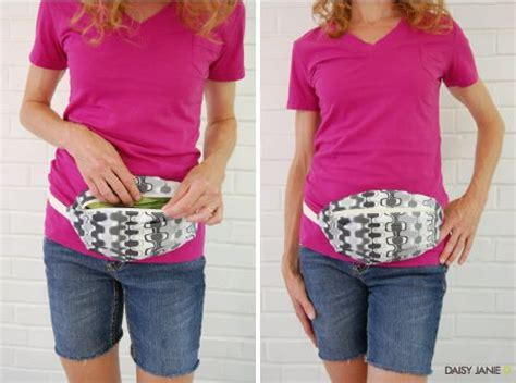 tutorial fanny diy fanny pack tutorial patterns patterns and more
