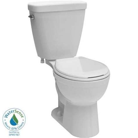 delta prelude 2 1 28 gpf front toilet in white