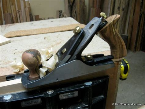 veritas bench planes new grips for my veritas 5 1 4 bench plane flair woodworks