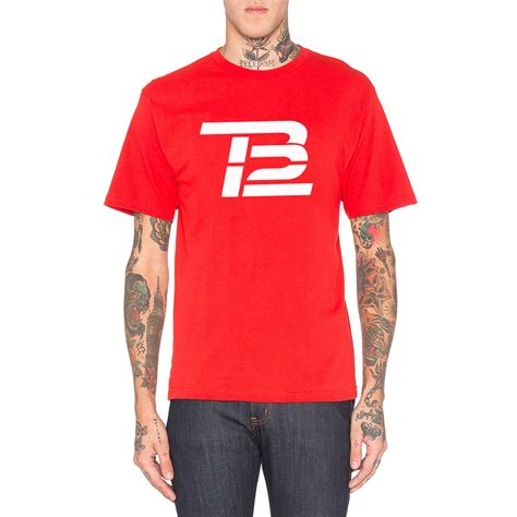 T Shirt 12 loo show mens tom brady tb12 t shirt in t shirts from s clothing accessories on