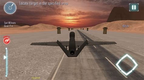 Drone Android drone flight simulator warfare 3d