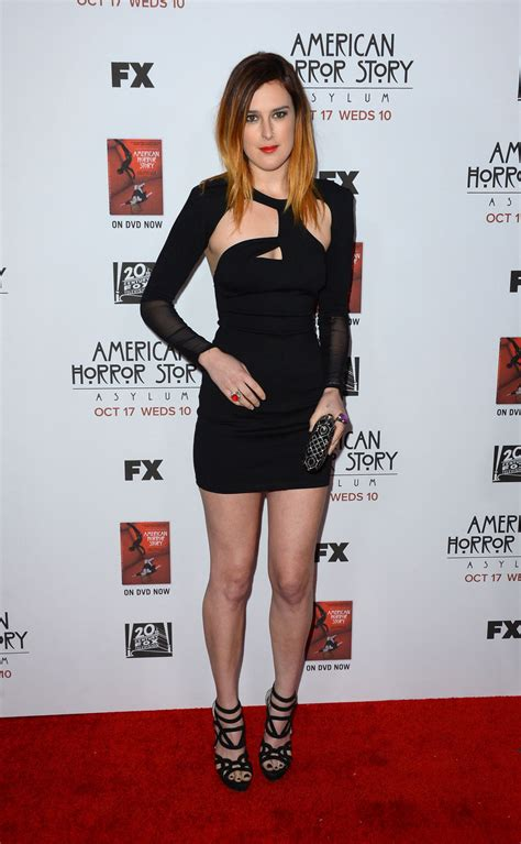 american horror story asylum premiere five minutes on huffpost rumer willis at american horror story asylum premiere in los angeles hawtcelebs
