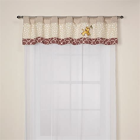 lion king nursery curtains disney baby 174 lion king go wild valance bed bath beyond