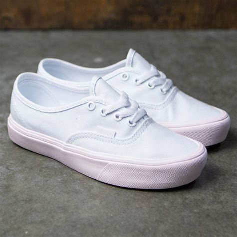 Vans Authentic Pop Lite White Pink vans authentic lite pop pastel white pink