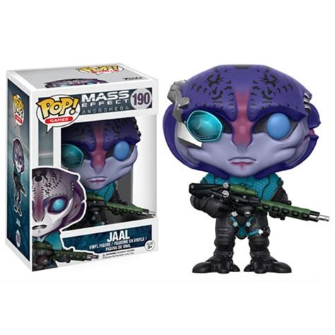 mass effect andromeda jaal pop vinyl figure funko