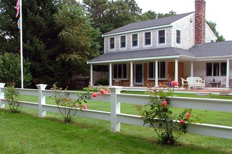 sq stock wellfleet square stock fence cape cod fence company