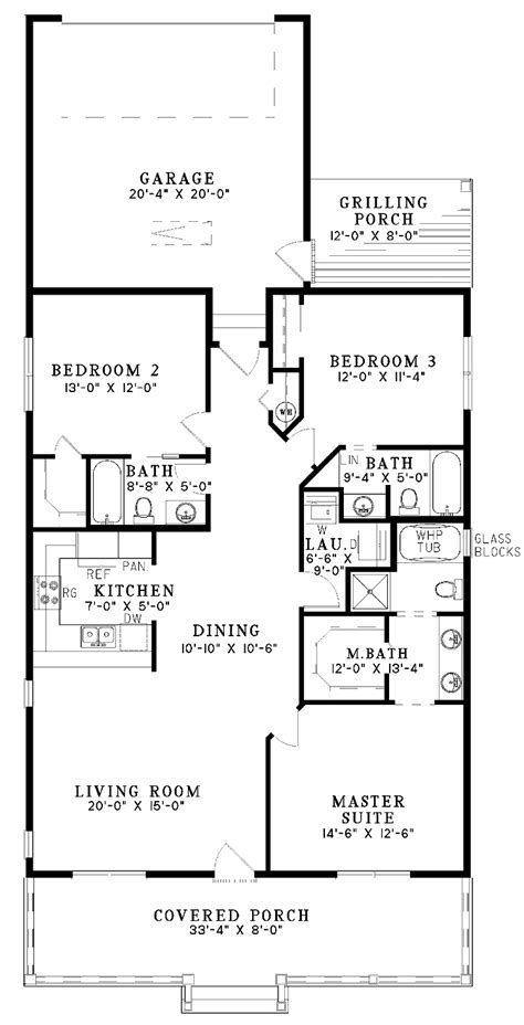 1 Floor 3 Bedroom House Plans | 301 moved permanently
