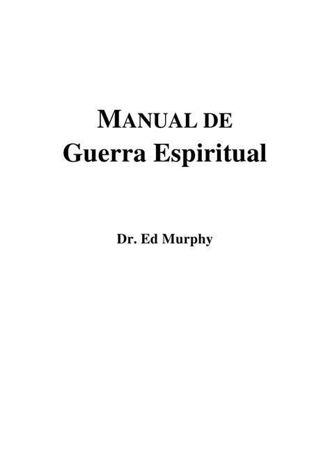manual de liberacion y 1621368521 ed murphy manual de guerra espiritual