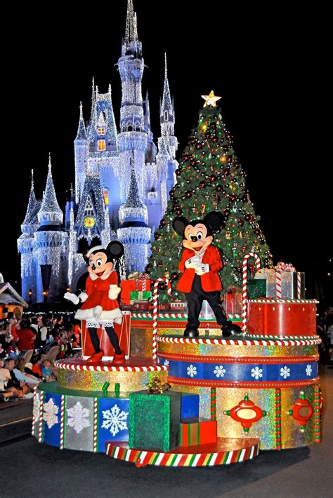 mickeys christmas party 2017 dates