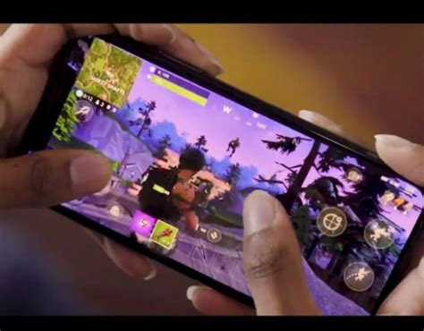 fortnite for mobile epic fortnite mobile update new release news for