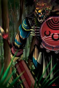 Jaguar Knights Jaguar Warrior Color By Sandoval On Deviantart