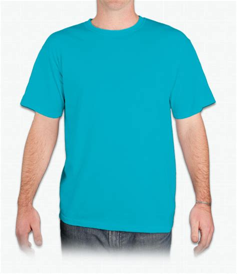 Get A Quote Short Sleeve Shirts Teal T Shirt Template