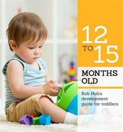 Toddler Bed 15 Month Your 12 15 Month Toddler Development Guide Bub Hub