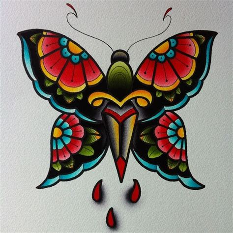 traditional moth tattoo 25 best ideas about traditional butterfly on