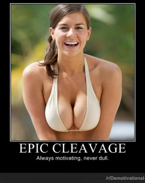 Big Breast Memes - epic cleavage jokes memes pictures