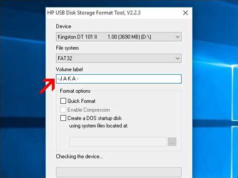 format flashdisk baru cara atasi flashdisk tidak bisa format di windows