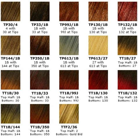 hair color chart for braids freetress deborah girl
