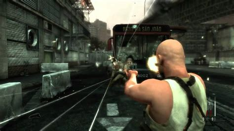 Max Payne 3 Ps3 max payne 3 gameplay trailer pc ps3 xbox 360