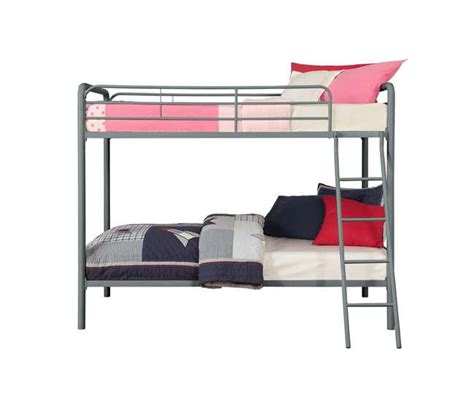 dorel twin over futon bunk bed dorel twin over twin metal bunk bed frame 5417096