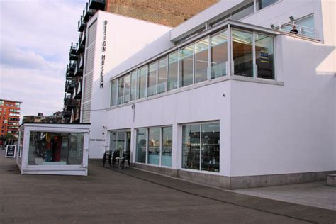 design museum london opening times butlers wharf shad thames walk london sightseeing tour