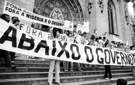 la dcada que nos document 225 rio retrata mobiliza 231 227 o popular por democracia na d 233 cada de 80 rede brasil atual