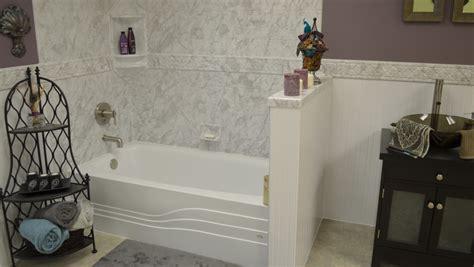 bathtub and wall liners bathtub liners custom shower wall liners one day bath