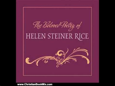 helen s book review not christian book review the beloved poetry of helen steiner