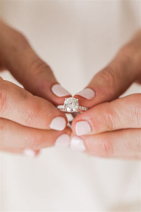 Wedding Bells Engagement Rings by Wedding Bells Our Favorite Engagement Ring Manicure