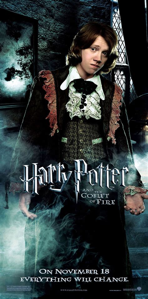 Harry Potter Goblet Of harry potter and the goblet of poster harry
