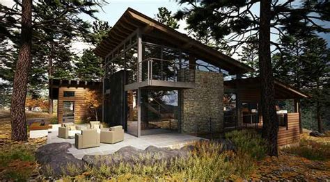 modern mountain homes if it s hip it s here archives marvelous modern