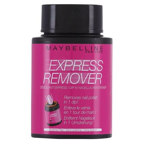 Maybelline Remover maybelline express remover 75 ml