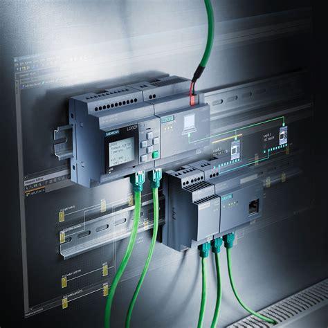 logo logic module simatic controllers siemens global website