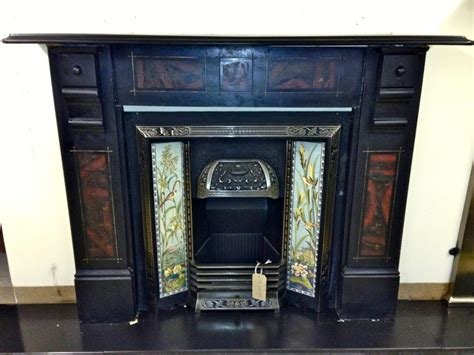 Antique Fireplaces by Antique Fireplace Cover Adhere To Antique Fireplace