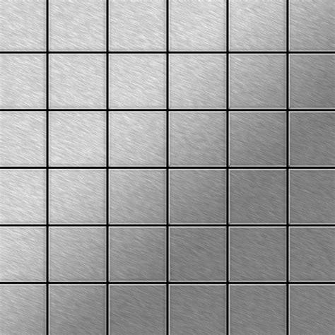 azulejos mosaico azulejo mosaico de metal s 243 lido acero inoxidable cepillado