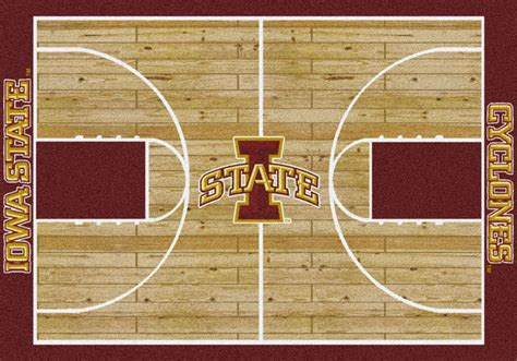 iowa state rug college logo mats and college team rugs