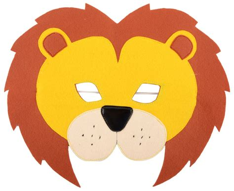 printable mask of lion image gallery lion mask