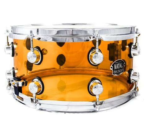 Lilin Pohon Natal Special Edition 13 quot x 6 5 quot natal arcadia snare drum in clear acrylic