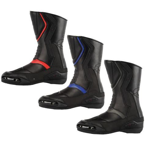 cruiser motorcycle boots nitro nb 41 cruiser touring leather waterproof motorbike