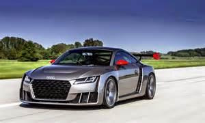 Audi Turbo 2015 Audi Tt Clubsport Turbo Concept Concept Sport Car